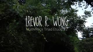 math rock triad etude #2 (guitar play-through)