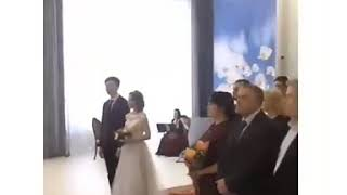 Костюм на свадьбу готов)