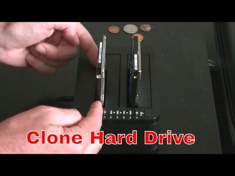 Clone Hard Drive   USB Docking Station