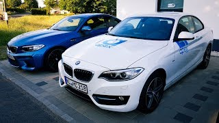 OUR NEW BMW 218! (and why GP Track is bad for you)