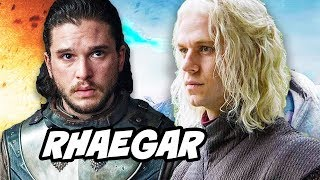 Game Of Thrones Season 8 Rhaegar Targaryen and Prequel Series Release Date Explained