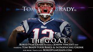tom brady the g o a t