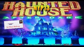 *NEW DELIVERY* Multimedia - Haunted House After Dark Slot Bonus