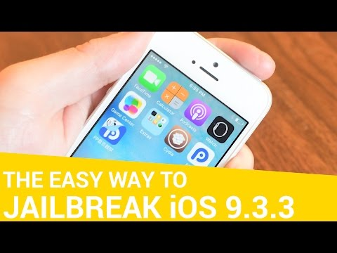 How-To: Jailbreak iOS 9.2 - 9.3.3 the EASY Way with No Computer