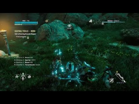 Horizon Zero Dawn™: Complete Edition easy  way to farm metal shards and blaze |