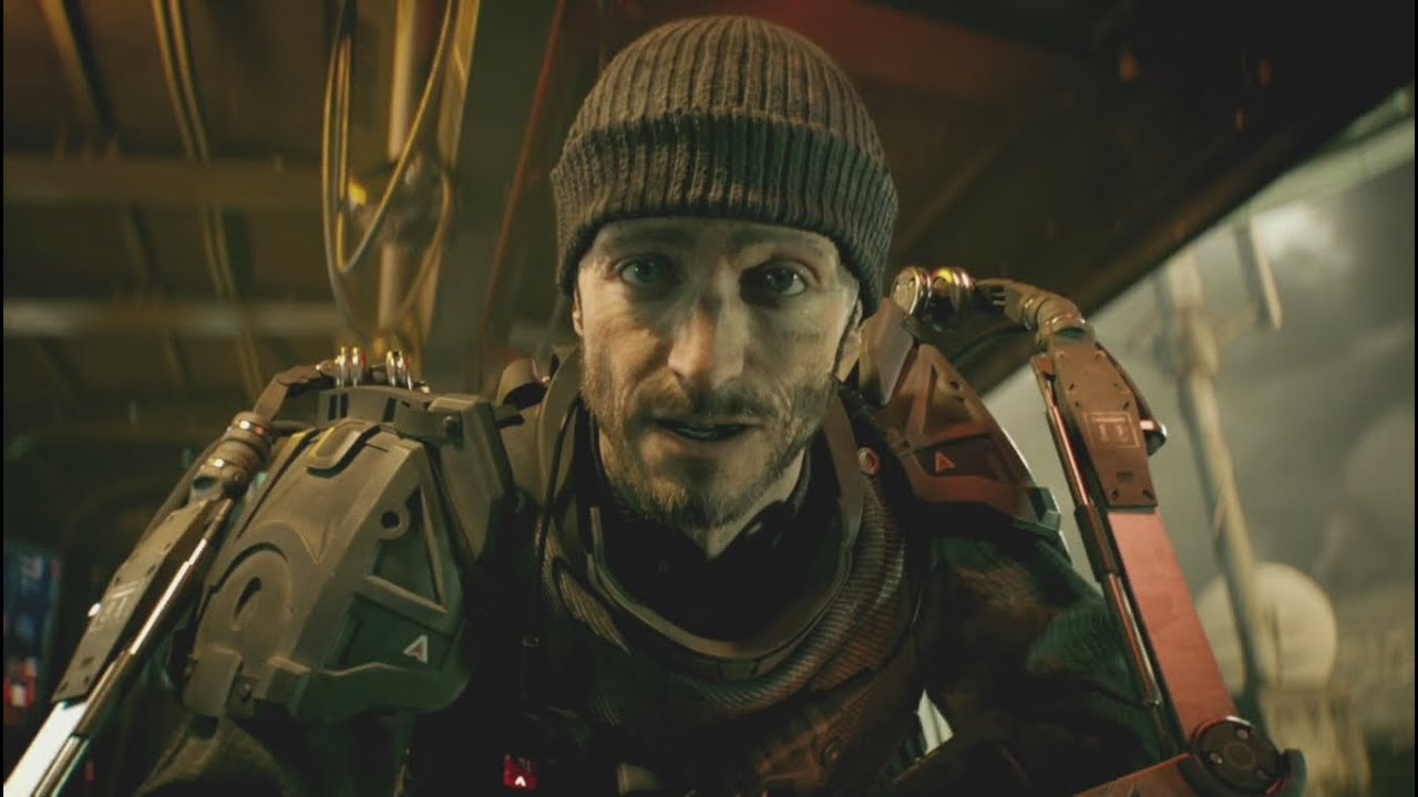 Call Of Duty Advanced Warfare Exo Zombies All Cutscenes Youtube
