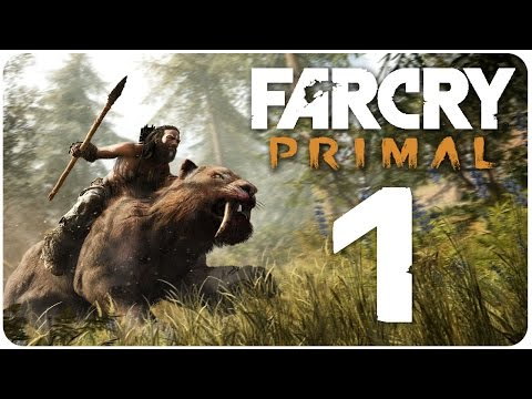 Far Cry Primal Ep. 1 - The Introduction |