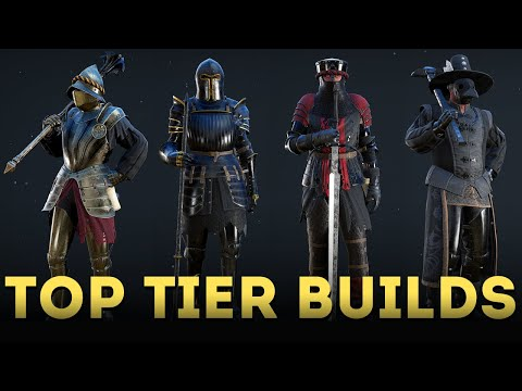 Top Tier Mordhau Class Builds *Updated* (For Ranked/Casual)