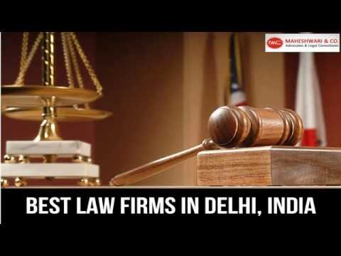 Best Law Firms in Delhi, India