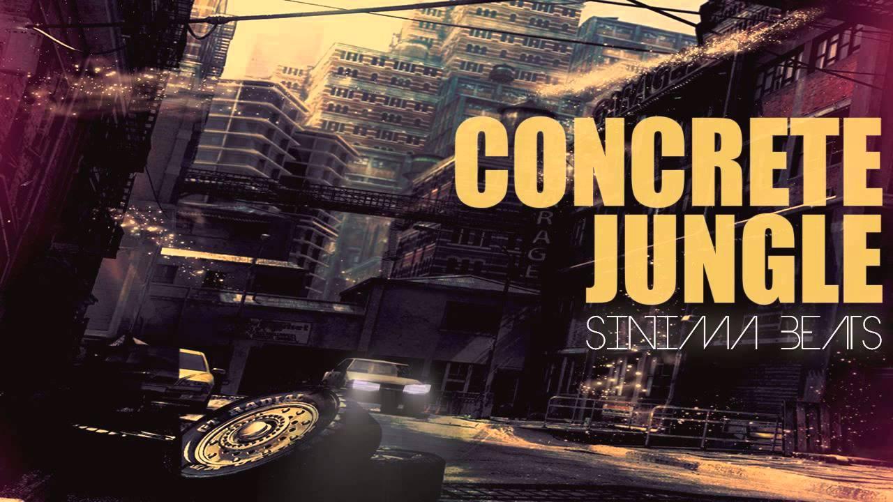 Concrete Jungle Instrumental (Dr. Dre And Eminem Style Hip