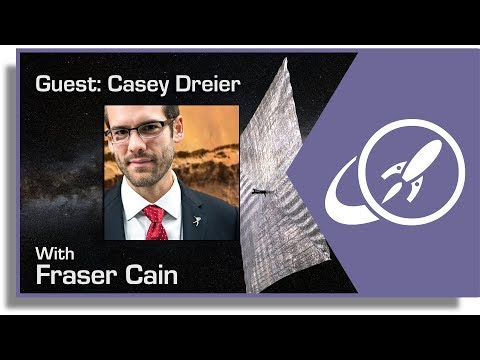 Open Space 20: Live QA with Casey Dreier from the Planetary
