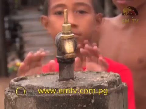 Documentary On Safe Water Accessibility for Port Moresby's Rising Population