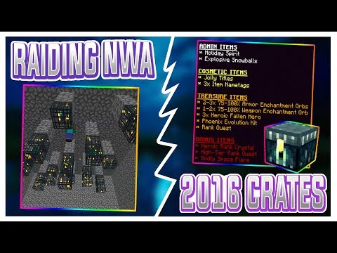 """RAIDING NWA + 2 COSMIC CRATES (Insane Loot)"" CosmicPvP Goodness #2"