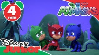PJ Masks Super Pigiamini | L'armata dei lattanti - Disney Junior Italia