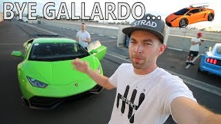 Selling the Gallardo, Buying a Lamborghini Huracan?