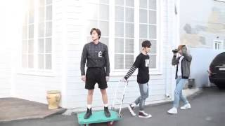 151107 Kwangjin - N.Flying Lonely Competition