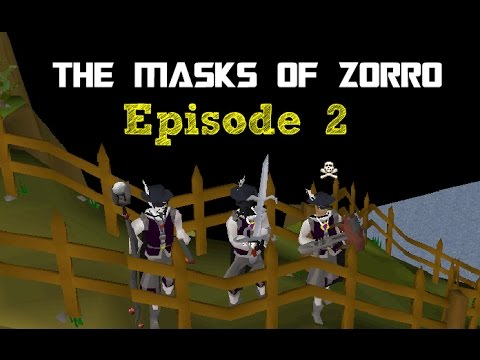 The Masks of Zorro: Episode 2