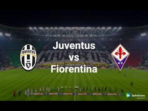 juventus vs fiorentina live hd youtube