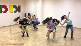 DANCEHALL ROUTINE by DAHA IN DA ICE CREAM DANCE STUDIO Thumbnail