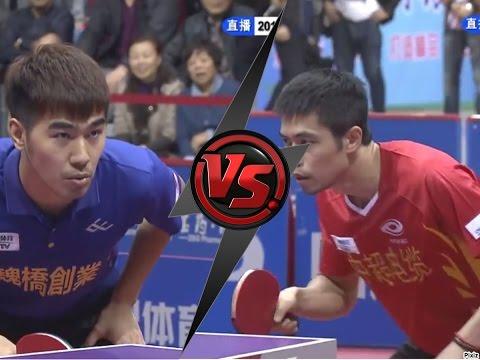 Table Tennis Chinese League 2016 - Chuang Chih Yuan Vs Yan An -