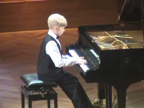 Alexander Malofeev  -- P.Tchaikovsky - M.Pletnev.