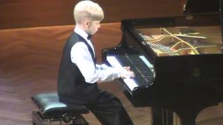Alexander Malofeev P Tchaikovsky M Pletnev Andante Maestoso From The Nucracker Ballet