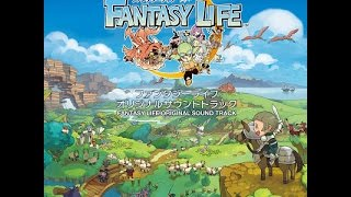 Fantasy Life OST - 07 Night of a quiet town