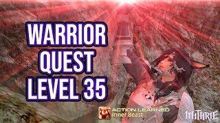 FFXIV 2.1 0173 Warrior Quest Level 35