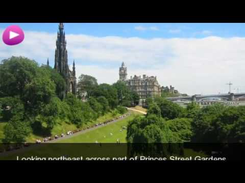Edinburgh Wikipedia travel guide video. Created by Stupeflix.com