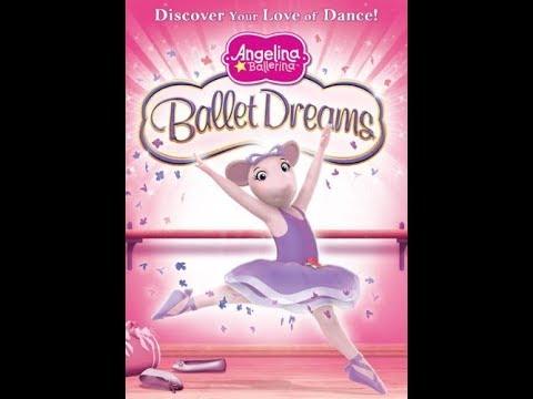 Angelina Ballerina (Ballet Dreams)1080p