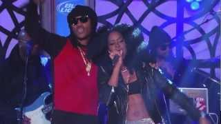 Future featuring Kelly Rowland Performs- Neva End (Live)