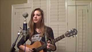 "Taylor Swift ""Breathe"" -Acoustic Cover- by Caroline Dare"