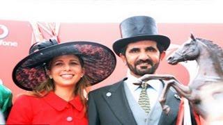 شاهد الاميرة هيا بنت  الحسين زوجة حاكم دبى فى أحلى إطلالاتها