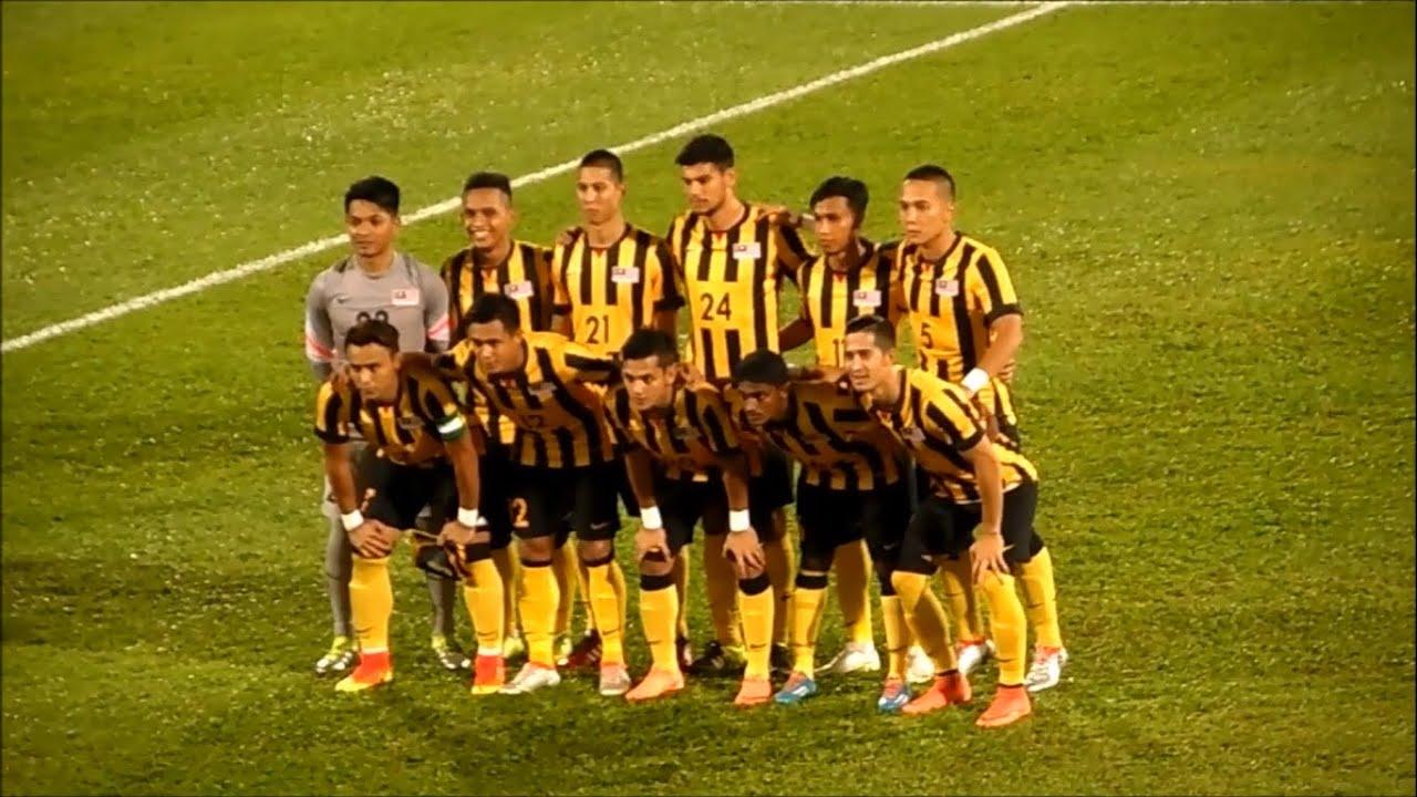 Play-off 1 Piala Asia 2019: Timor Leste  0 - 3 Malaysia