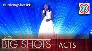 Little Big Shots Philippines: Bebet | 9-year-old Viral Singing Kid