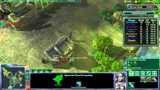Starcraft 2 Island Defense: Spectre