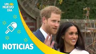 ¿La Reina Isabel II está herida por Harry y su esposa?   Un Nuevo Día   Telemundo