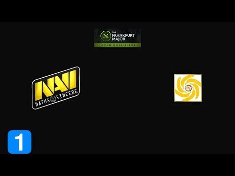Full Highlights Natus Vincere vs (monkey) Business - Frankfurt Major 2015
