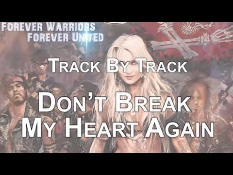 DORO - Don´t Break My Heart Again (OFFICIAL TRACK BY TRACK #13)