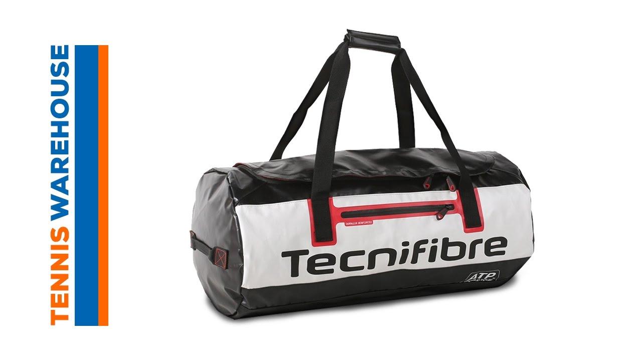 Tecnifibre Sac de sport Squash Green Training Bag op3ST34