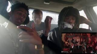 21 Savage Ft. Migos & YG - Gucci On My (Prod. By Mike Will Made It) (Reaction Video)