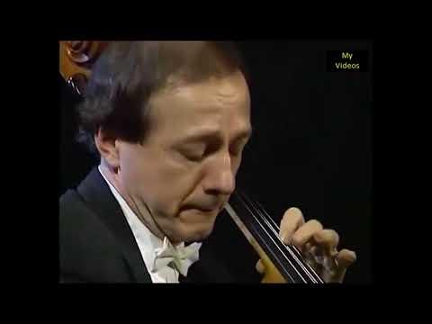 Bach Cello Suite No 6 in D major BWV 1012 Miklós Perényi