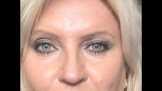 Дневной и вечерний макияж глаз с палеткой ROCK CHICK