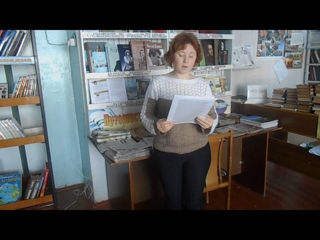 Изображение предпросмотра прочтения – КсенияАлексеева читает произведение «Эта книжечка моя про моря и про маяк» В.В.Маяковского