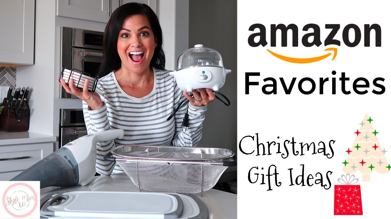 AMAZON FAVORITES \\ CHRISTMAS GIFT IDEAS 2020 \\ Style Mom XO
