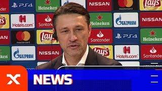 Niko Kovac über die Mannschaft, Uli Hoeneß und Benfica Lissabon | FC Bayern München | Spox