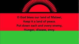Hymne national du Malawi