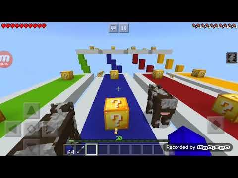 Ich Spiele Minecraft Auf Mein Handy Lucki Block YouTube - Minecraft spiele handy