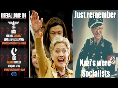 The NAZI and Terrorist is a Democrat