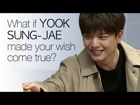 What if BTOB Yook SungJae made your wish come true? ENG SUB • dingo kdrama